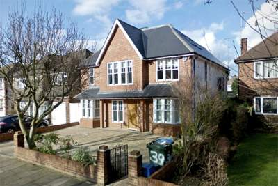 Ormond Crescent, Hampton