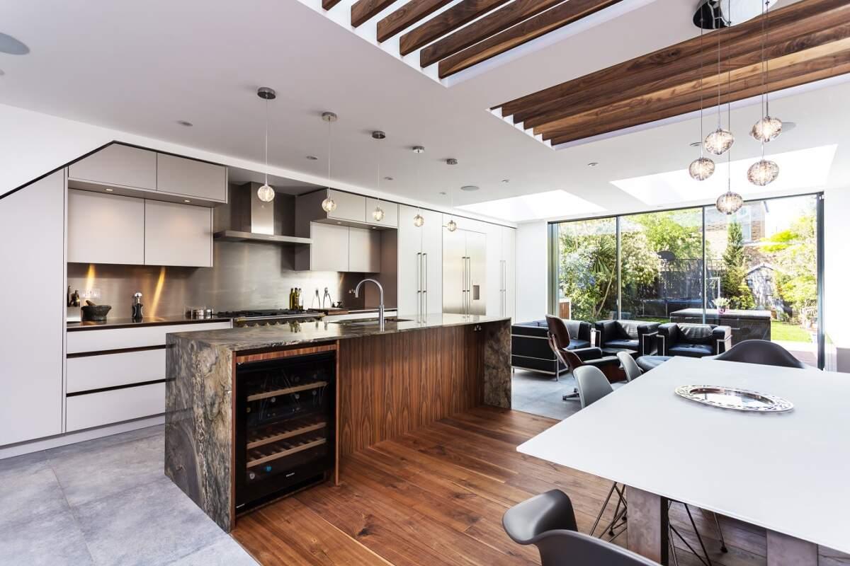 Mhouse gorgeous kitchen