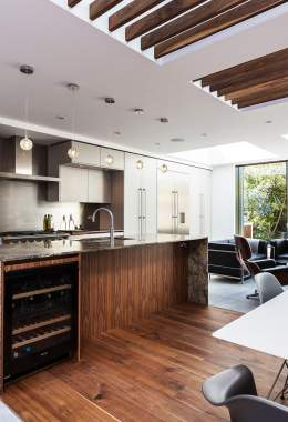 Mhouse gorgeous kitchen
