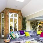 TPR colourful interior design